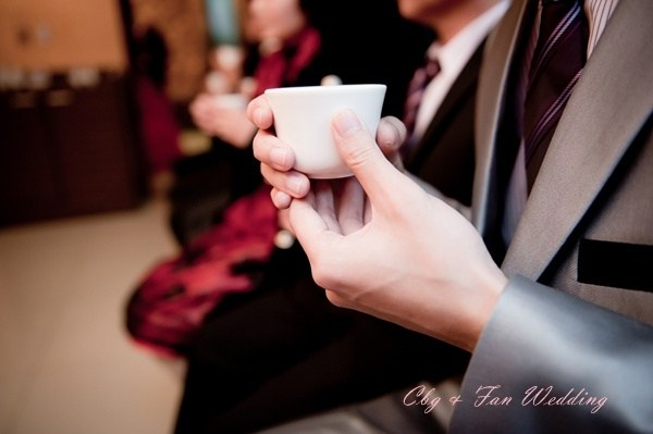 [♥囍~文定♥]戴戒指時千萬記得彎手指~文定儀式 @小環妞 幸福足跡