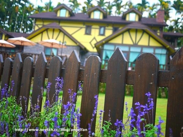 [南投住宿推薦] 弗萊堡莊園。不必出國也能遇見歐式鄉村風城堡 @小環妞 幸福足跡