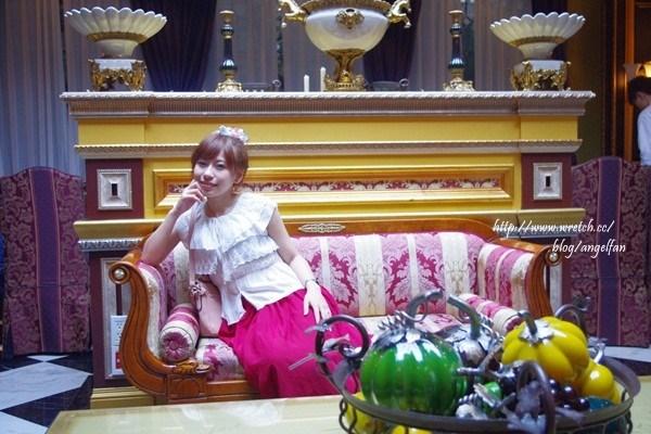 [清境住宿美食] 老英格蘭英式下午茶 ♥ 在台灣遊歐洲,離天空最近的城堡 @小環妞 幸福足跡