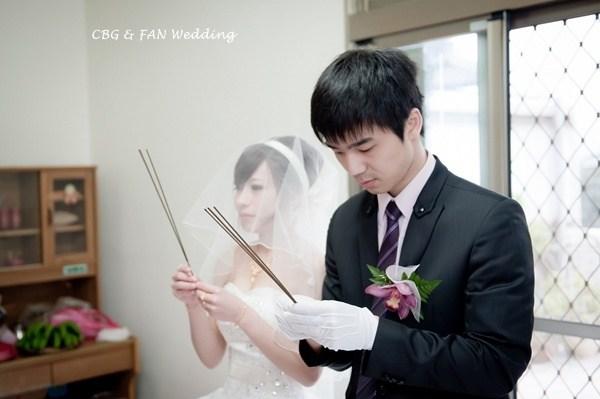 [♥囍~婚禮♥]好趕好趕~良辰吉時送入洞房摟!!!(有影片) @小環妞 幸福足跡