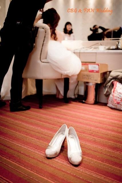 [♥囍~婚禮♥]幸福航空,即將啟程之開場前的小瑣碎~ @小環妞 幸福足跡
