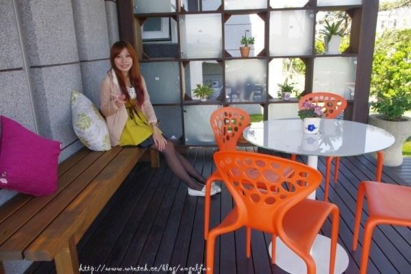 [宜蘭住宿]˙格子民宿˙原木香氣中遇見恬靜 @小環妞 幸福足跡