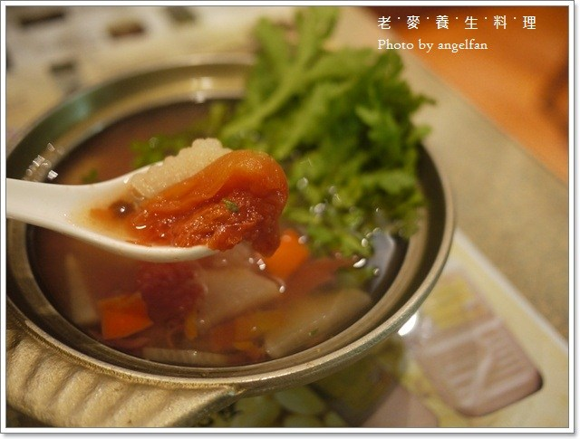 [宜蘭素食] 老麥養生料理 ♥ 原來素食也可以這麼有創意 @小環妞 幸福足跡