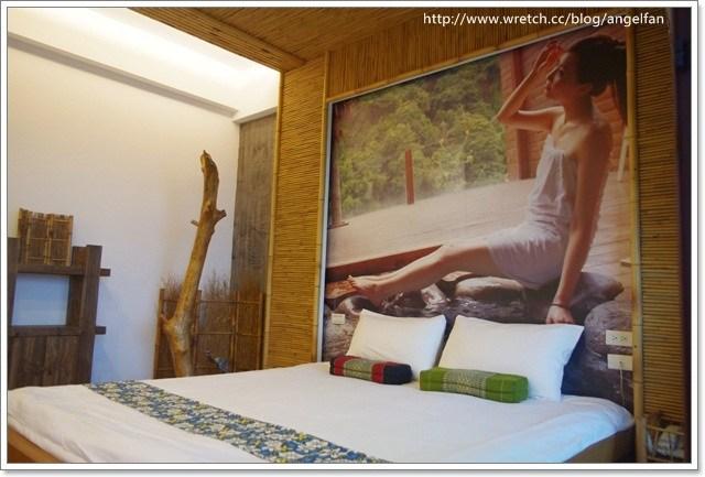 [宜蘭民宿]真水蘭陽白鷺鷥民宿 ♥ 一鄉一房型。有回家的感覺 @小環妞 幸福足跡