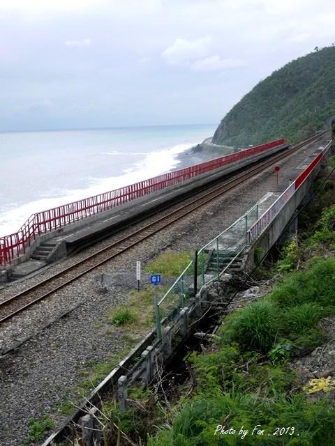 [台東景點推薦] 全台灣最美的車站~多良車站 ♥ 緊鄰蔚藍太平洋 @小環妞 幸福足跡