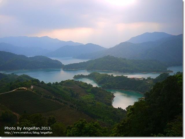 [台北石碇景點]石碇千島湖 ♥ 看傻眼,這是人間仙境嗎? 媲美世界級的風景 @小環妞 幸福足跡