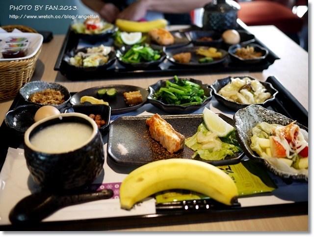 [宜蘭泡湯飯店]˙冒煙的石頭(餐飲篇) ♥ 一泊三食,美味佳餚滿足味蕾 @小環妞 幸福足跡