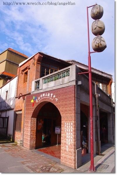[台北萬華景點]˙電影艋舺拍攝地點,都市中的老街 ♥  剝皮寮老街 @小環妞 幸福足跡