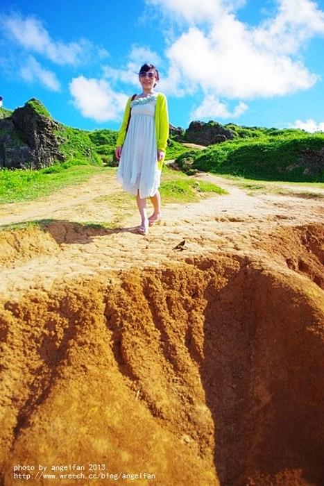 龍磐草原 ♥ 墾丁˙宛如身置遼闊青康藏高原,美到不敢置信 @小環妞 幸福足跡