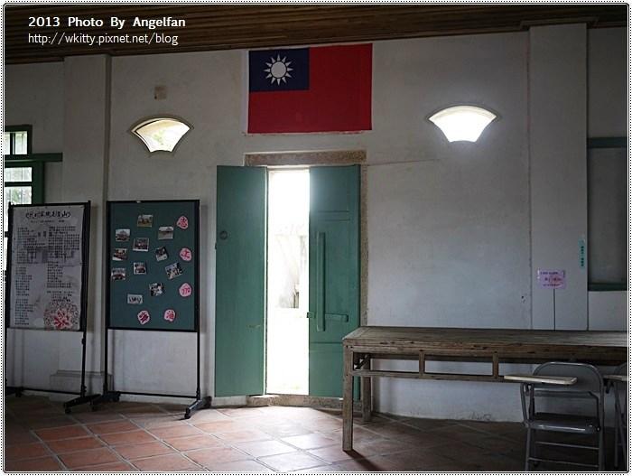 [金門景點]˙睿友學校 ♥ 巴洛克建築是一所學校,夏旅戰地金門 @小環妞 幸福足跡