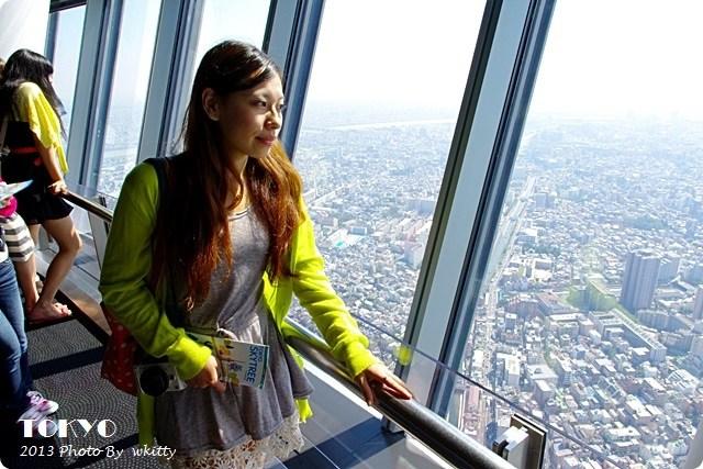 晴空塔景點懶人包,東京天空樹,東京必去景點,東京景點推薦,東京晴空塔,東京行程 @小環妞 幸福足跡