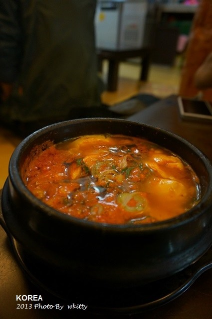 [韓國首爾美食] 土房 ♥ 仁寺洞韓式家庭菜,2013首爾小旅行(已歇業) @小環妞 幸福足跡