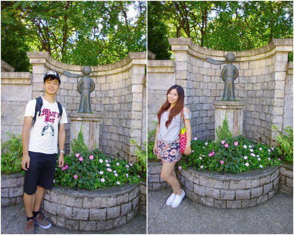 [東京箱根自由行] 箱根小王子博物館 ♥ 童話故事書出現在真實世界(23) @小環妞 幸福足跡