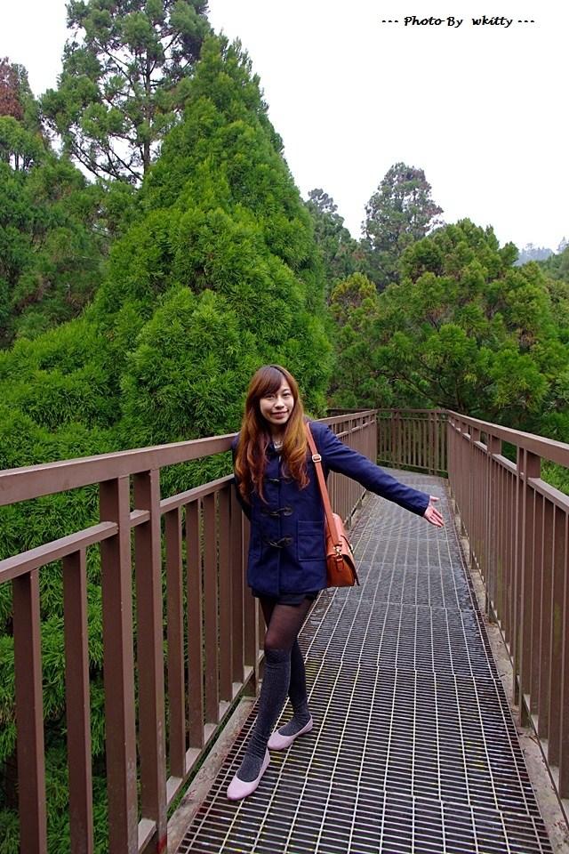 [南投旅遊]˙迎向自然小旅行,溪頭森呼吸忘憂森林小忘憂 ♥ 慶賓租車 @小環妞 幸福足跡