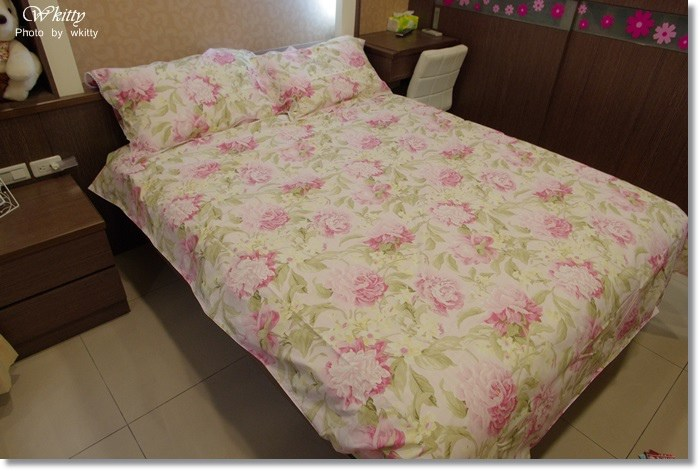▌團購 ▌法蝶寢具 ♥ 舒適床組讓我一覺到天明,親膚柔軟好觸感! @小環妞 幸福足跡