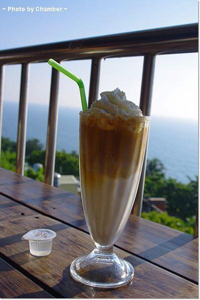 ▌環島 ▌高雄˙鼓山大碗公咖啡 ♥ 喝咖啡配夕陽美景 @小環妞 幸福足跡