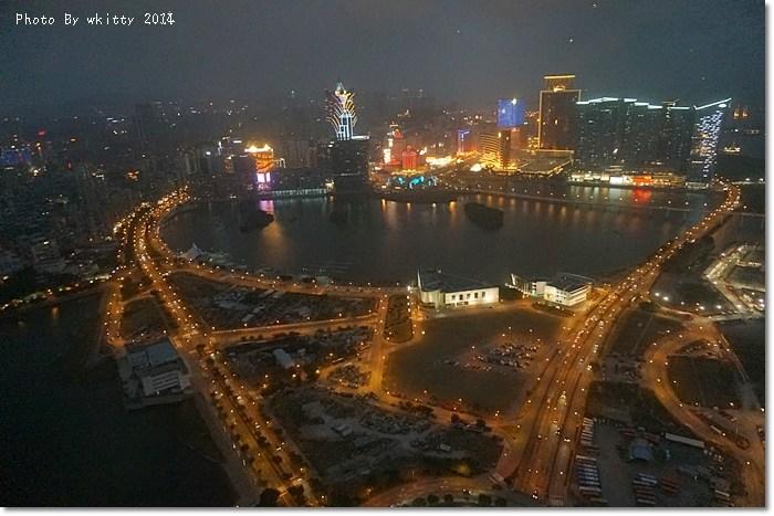 Macau Tower,澳門旅遊塔,澳門景點懶人包,澳門自由行,澳門高空彈跳 @小環妞 幸福足跡