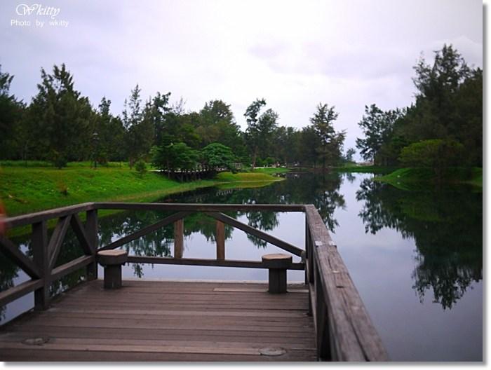 [台東景點推薦] 琵琶湖*台東森林公園 ♥ 美到讓人心醉,靜謐之美~ @小環妞 幸福足跡