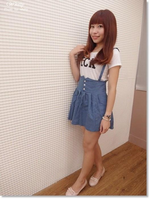 ▌染髮 ▌BONBONHAIR*台北中山站♥橘咖啡色讓我陽光下一整個好搶眼好迷人! @小環妞 幸福足跡