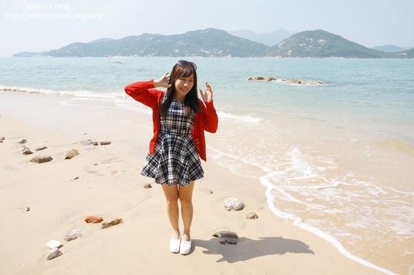 [香港三天兩夜行程2014(1)] 香港三天兩夜輕旅行穿搭篇 @小環妞 幸福足跡