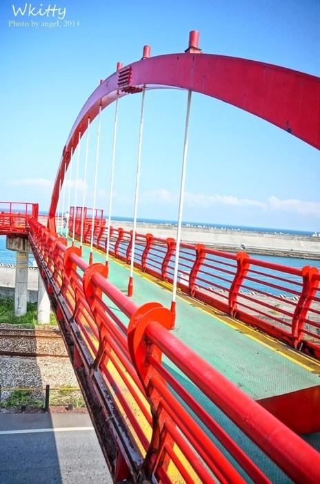 花蓮 景觀橋,花蓮市 景點,花蓮旅遊景點,花蓮景點推薦 @小環妞 幸福足跡