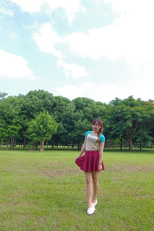 【花蓮吉安景點】知卡宣森林公園 ♥ 城堡風,童話故事般的城堡場景! @小環妞 幸福足跡