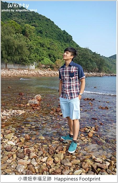【香港三天兩夜2014(5) 】西貢半日遊*大啖全記海鮮,搭船逛地質公園,散步在小漁村,松記車仔麵~ @小環妞 幸福足跡