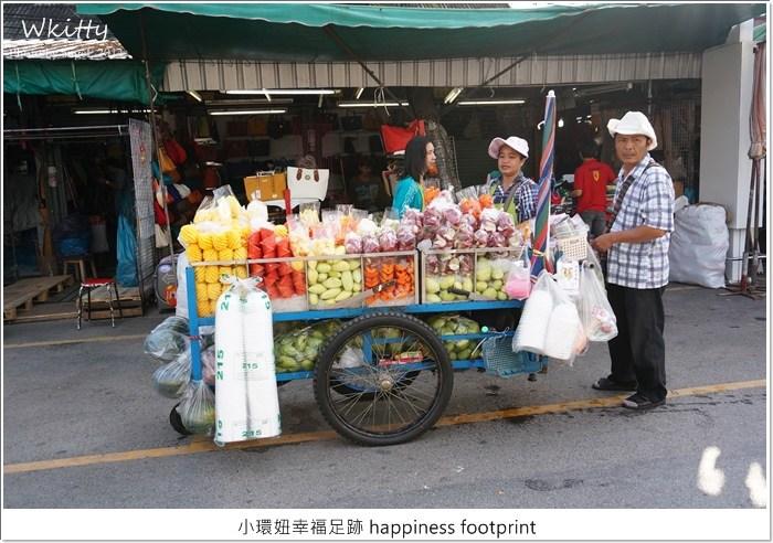 【曼谷(3)】泰國曼谷必吃路邊攤小吃推薦 @小環妞 幸福足跡
