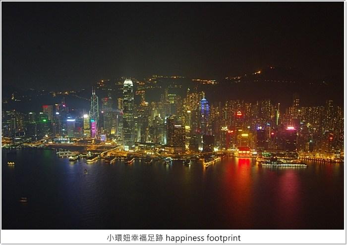 【香港景點(14)】sky100(天際100),眺望香港夜景的選擇! @小環妞 幸福足跡
