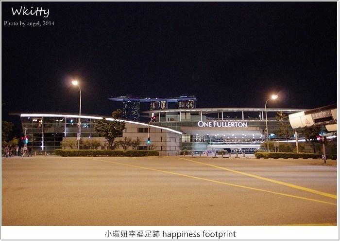 【新加坡景點】魚尾獅公園Merlion Park,看新加坡知名燈光秀~ @小環妞 幸福足跡