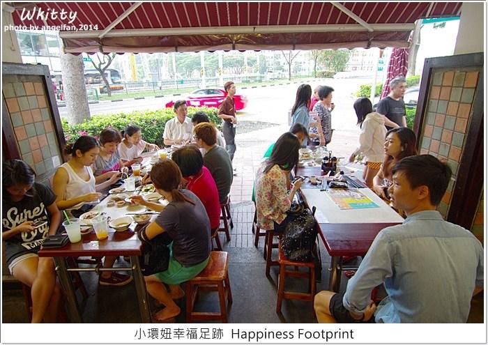 【新加坡必吃美食】松發肉骨茶,湯頭超讚的,無限續湯~豬腳也不可放過! @小環妞 幸福足跡