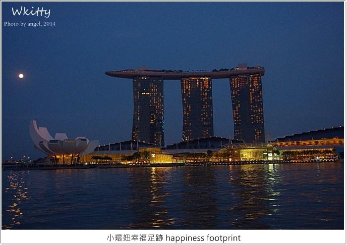 克拉碼頭,新加坡夜景,新加坡必去,新加坡景點,新加坡自助,新加坡自由行,新加坡遊船 @小環妞 幸福足跡