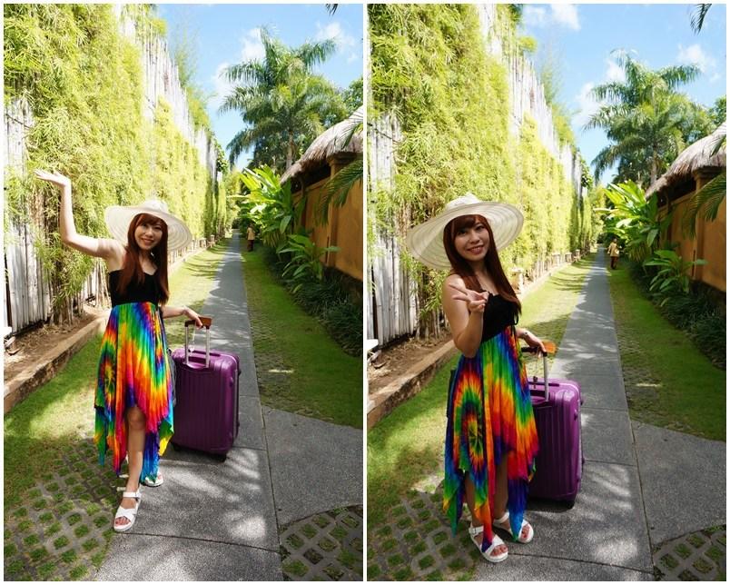 【峇里島】海島自助旅行穿搭篇,邊買邊變裝渡假小心機! @小環妞 幸福足跡
