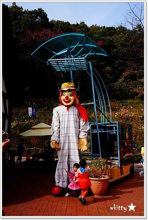 【韓國首爾景點(13)】小法國村,來自星星的你韓劇拍攝地! @小環妞 幸福足跡