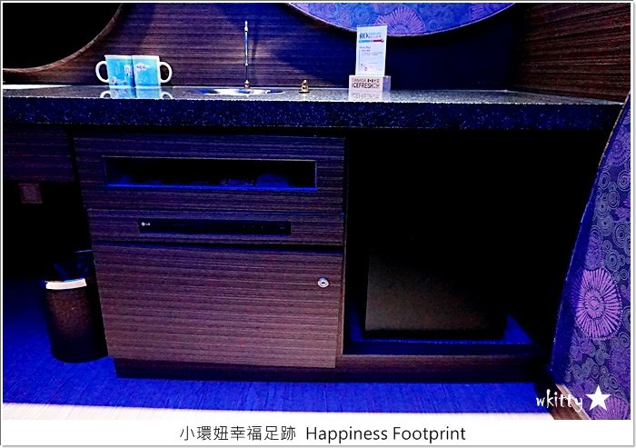 【台中摩鐵推薦】水雲端旗艦概念旅館,百間不同風格的特色華麗房型 @小環妞 幸福足跡