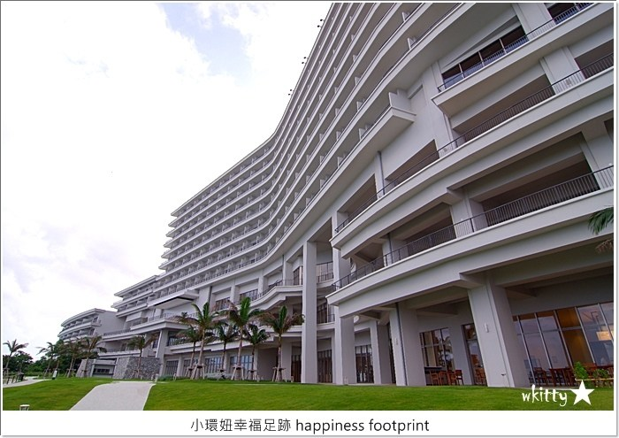 【沖繩北部住宿推薦】奧利安本部旅館渡假村Hotel Orion Motobu Resort and Spa,5星級飯店,近美麗海水族館【24】 @小環妞 幸福足跡