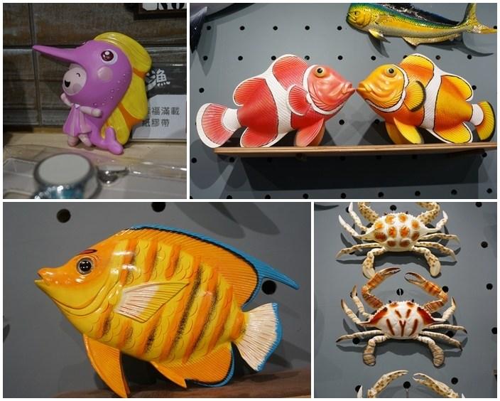 【宜蘭蘇澳】祝大漁物產文創館,超擬真的3D海底隧道! @小環妞 幸福足跡