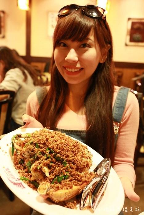 【香港必吃】橋底辣蟹,好吃吮指的避風塘炒蟹,香港不可錯過的美食!【4】 @小環妞 幸福足跡