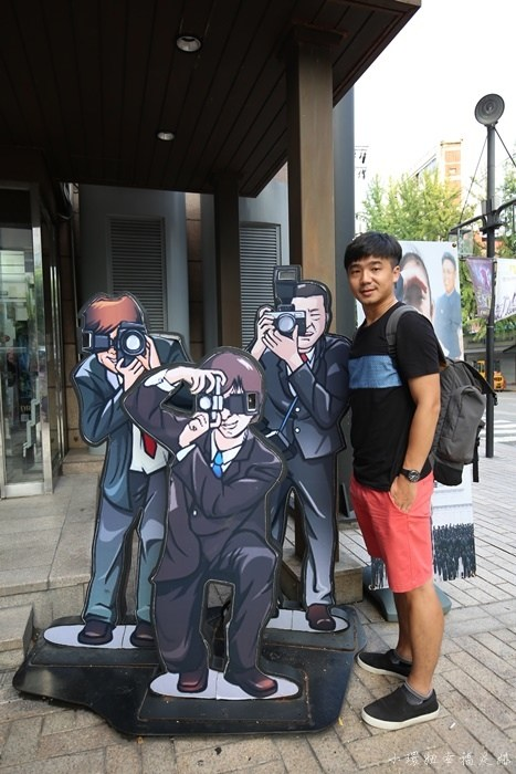 【韓國看秀】塗鴉秀(The Look),從無到有的精采呈現,首爾晚上行程推薦(30) @小環妞 幸福足跡