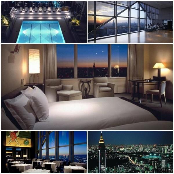 東京柏悅飯店