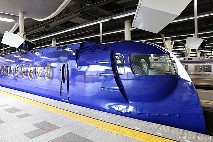 【2020關西機場到大阪市區交通】南海電鐵-空港特急,最快速交通方式,台灣先買好! @小環妞 幸福足跡