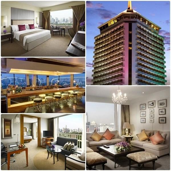 曼谷都喜天麗飯店
