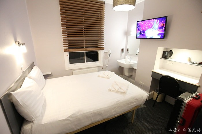 【英國倫敦便宜住宿】公主飯店Princess Hotel,大推薦!地點好交通方便 @小環妞 幸福足跡