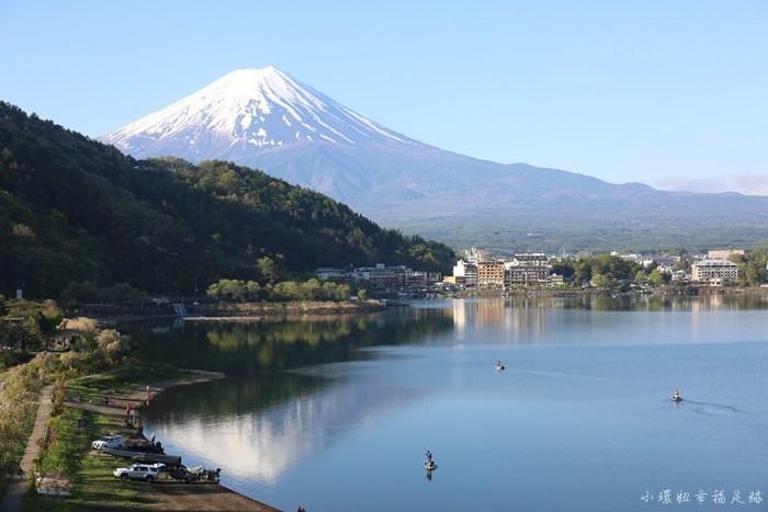 【富士河口湖】如何看到超美的逆富士山?教學攻略文! @小環妞 幸福足跡
