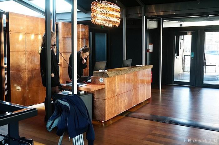 【驚奇景點】巴黎塞納河畔飯店OFF HOTEL,今晚就住在塞納河上 @小環妞 幸福足跡