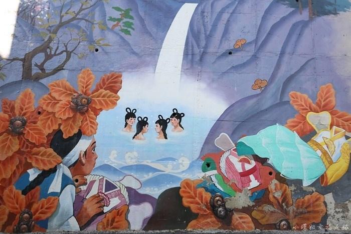 【韓國仁川景點】松月洞童話村,少女心大爆炸!走進童話故事裡 @小環妞 幸福足跡
