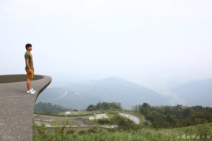 【宜蘭礁溪景點】鷹石尖2.0,櫻花陵園渭水之丘,墓仔埔也敢去! @小環妞 幸福足跡