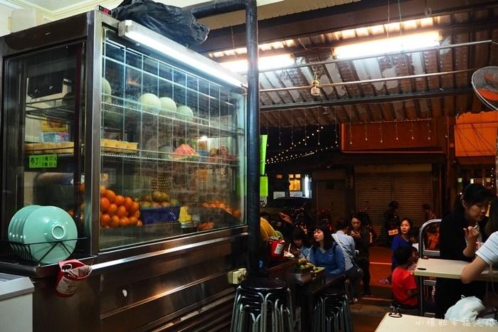 【台南冰店】泰成水果店,超夯的草莓哈密瓜冰,很貴但好吃! @小環妞 幸福足跡