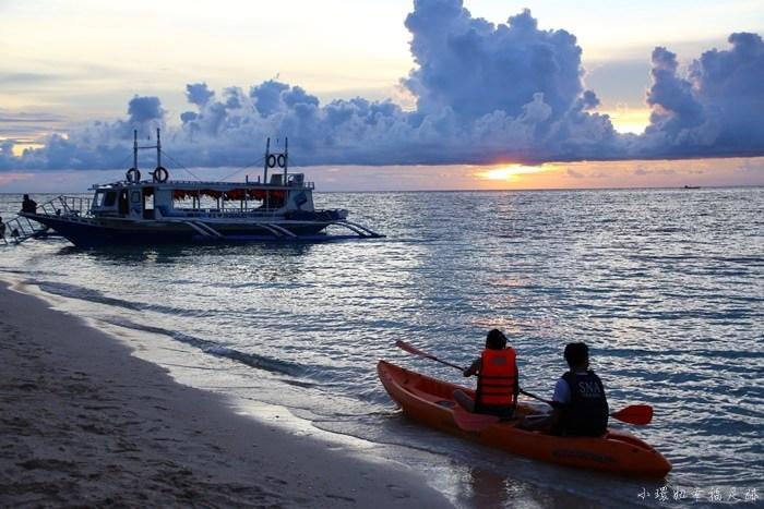 【長灘島沙灘】貝殼沙灘PUKA beach,北部必去看夕陽浪漫景點 @小環妞 幸福足跡