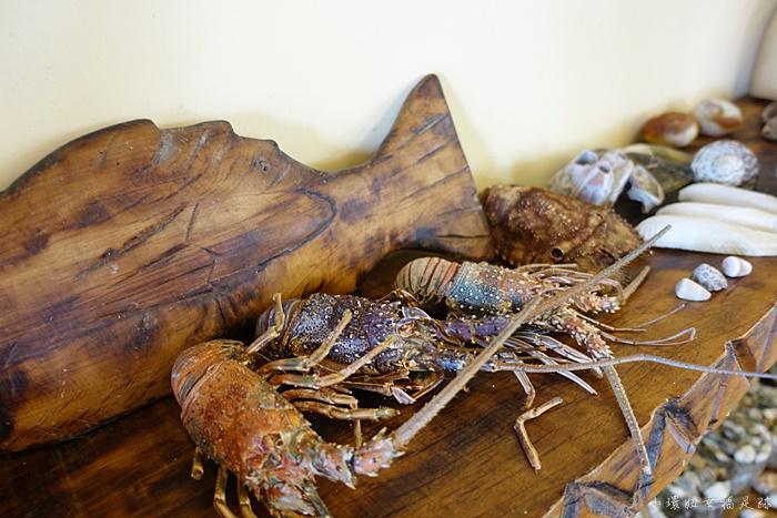【花蓮必吃海鮮餐廳】噶瑪蘭海產店,超美味活龍蝦風味大餐! @小環妞 幸福足跡